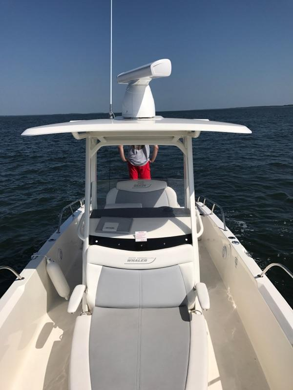 Tailhunter for Hilton head inshore fishing